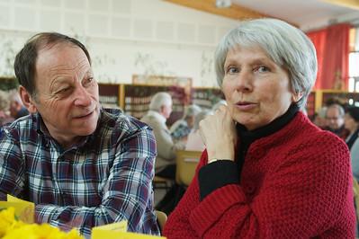 Madame Linglin et Monsieur Daniel Forte