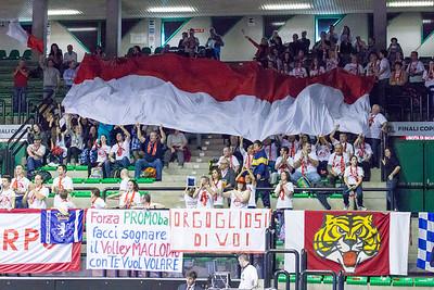 Foto: Matteo Morotti #CoppaItalia #Finale #SerieA2 #iLoveVolley #Montichiari - #SanCasciano 2-3