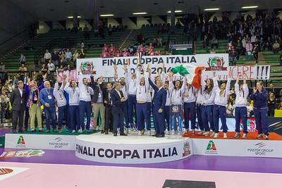 Foto: Matteo Morotti #CoppaItalia #Finali #iLoveVolley #PREMIAZIONI