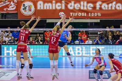 Foto: Matteo Morotti #CoppaItalia #Semifinali #iLoveVolley #Piacenza - #Busto 3-0 #Modena - #Bergamo 1-3