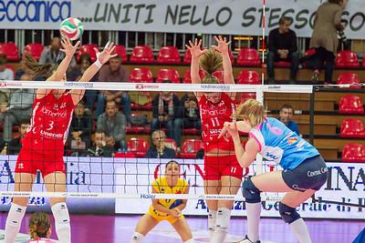 © Matteo Morotti #SerieA1 #MGSVolleyCup #Piacenza 3 - #UYBA 1