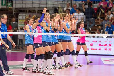 © Matteo Morotti #SerieA1 #PlayOffRosa #Finale #Scudetto #Gara1 #MGSVolleyCup #Piacenza 3 - #UYBA 1
