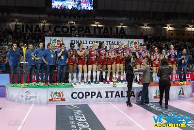 #iLoveVolley #VolleyAddicted #CoppaItalia  Foppapedretti Bergamo Coppa Italia - Serie A1 Femminile 2015/2016 Ravenna - 20 marzo 2016  Guarda la gallery completa su www.volleyaddicted.com (credit image: Morotti Matteo/www.VolleyAddicted.com)