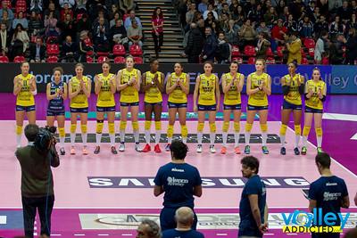 #iLoveVolley #VolleyAddicted  Nordmeccanica Piacenza 1 - Imoco Volley Conegliano 3 Serie A1 Femminile 2015/2016 Piacenza (PC) - 21 febbraio 2016  Guarda la gallery completa su www.volleyaddicted.com (credit image: Morotti Matteo/www.VolleyAddicted.com)