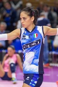 #Casalmaggiore 3 - #Novara 2 Supercoppa Italiana 2015 Cremona, PalaRadi - 11 ottobre 2015