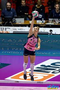 Pomì Casalmaggiore - Imoco Volley Conegliano 5^ Giornata Serie A1 Femminile 2016/2017 Cremona - 13 novembre 2016