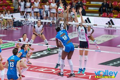 Club Italia Crai - Savino del Bene Scandicci 6^ Giornata Serie A1 Femminile 2016/2017 Busto Arsizio (VA) - 19 novembre 2016