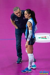 Unet Yamamay Busto Arsizio 3 - Pomì Casalmaggiore 2 6^ Giornata Serie A1 Femminile 2016/2017 Busto Arsizio (VA) - 19 novembre 2016