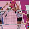 Club Italia Crai Vs Il Bisonte Firenze, Serie A1 Femminile 2016/2017 in Busto Arsizio, Italy