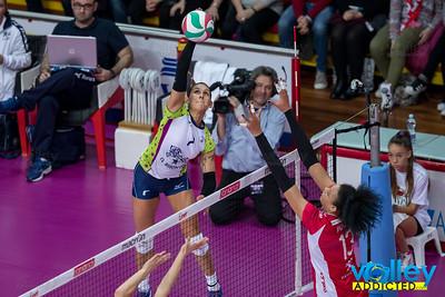 UYBA 0 - Il Bisonte Firenze 3 8^ Giornata Serie A1 Femminile 2016/2017 Busto Arsizio (VA) - 4 dicembre 2016