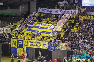 Imoco Volley Conegliano 3 - Liu Jo Nordmeccanica Modena 0 Finale Coppa Italia Serie A1F 2016/17 Firenze - 5 marzo 2017