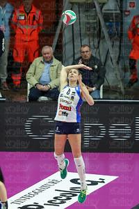 Pomì Casalmaggiore 3 - Unet Yamamay Busto Arsizio 0 Gara 3 - Quarti di Finale Serie A1F 2016/2017 Pala Radi, Cremona (CR) - 20 aprile 2017