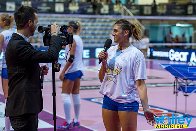 #iLoveVolley #VolleyAddicted #‎AllStarGame  Blu Stars 2 - White Stars 1 Samsung Gear All Star Game 2016 PalaCattani - Faenza (RA) - 8 ottobre 2016  Guarda la gallery completa su www.volleyaddicted.com (credit image: Morotti Matteo/www.VolleyAddicted.com)