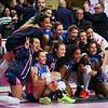 Unet E-Work Busto Arsizio 0 - Igor Gorgonzola Novara 3 Semifinale PlayOff Serie A1F 2017/18 - Gara 3 Busto Arsizio (VA) - 11 aprile 2018