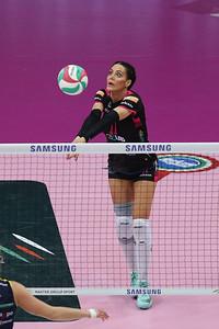 Igor Gorgonzola Novara 3 - Imoco Volley Conegliano 2 Finale Samsung Galaxy A Coppa Italia A1f Verona - 3 febbraio 2019