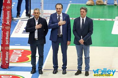 Emma Villas Siena - Maury's Italiana Assicurazioni Tuscania 3-0 Del Monte Coppa Italia A2M 2016/2017 Unipol Arena - Casalecchio di Reno (BO) - 29 gennaio 2017