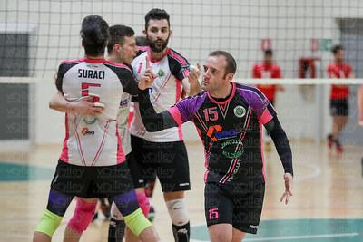 CUS Varese 3 - Yaka Volley Malnate 2 Serie B Maschile 2016/2017 Varese - 22 aprile 2017