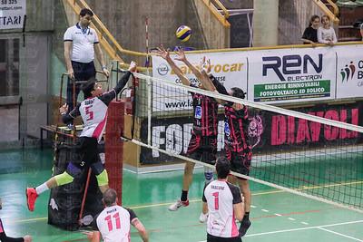 Diavoli Rosa Brugherio - Yaka Volley Malnate 26^ Giornata Serie B Maschile 2016/2017 Brugherio (MB) - 6 maggio 2017