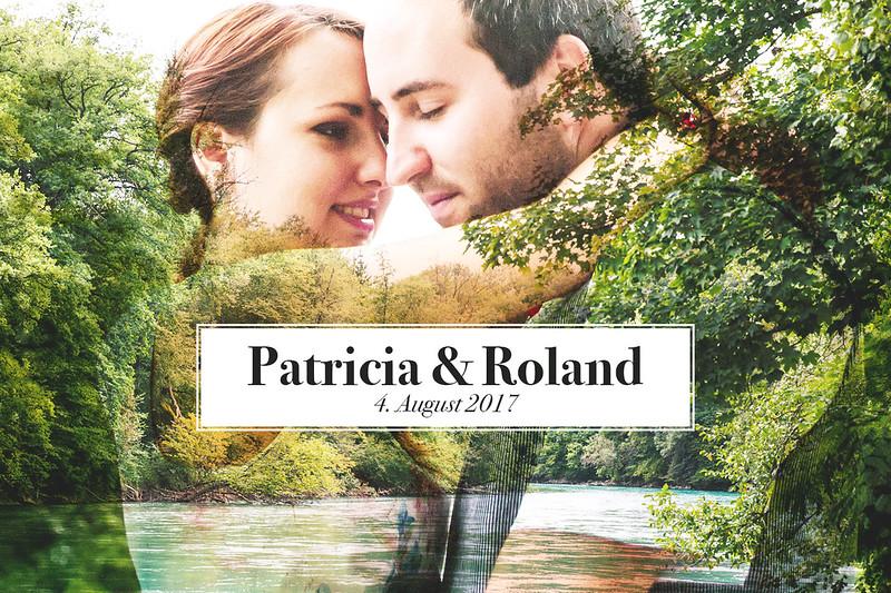 Hochzeit von Patrica & Roland