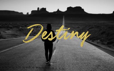 Destiny - main screen graphic