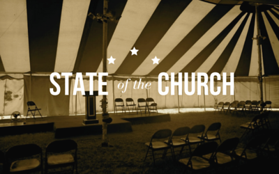 State of the Church - screens