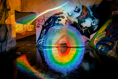 Rainbow Diva