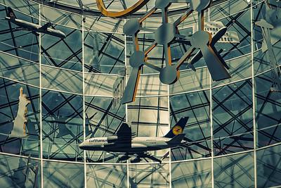 Flying inside