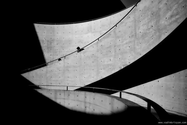 Hyogo Prefectural Museum by Tadao Ando