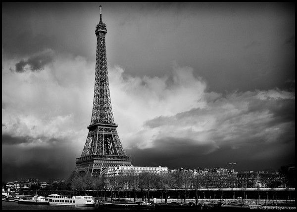 Tour Eiffel, Paris,2013
