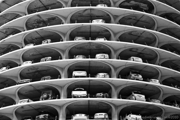 Marina City, Chicago,2009