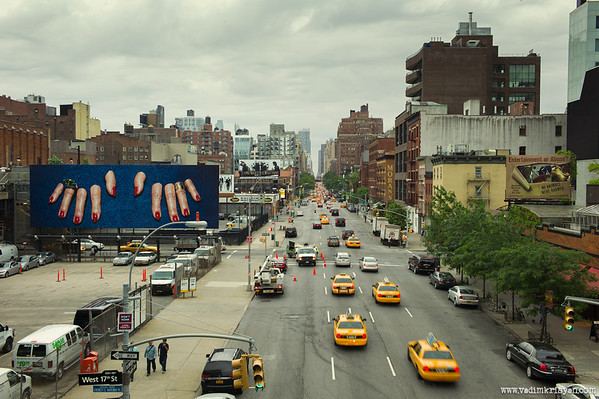 10th Avenue, New York,2012