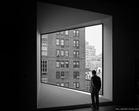 At The Met Breur, New York, 2016