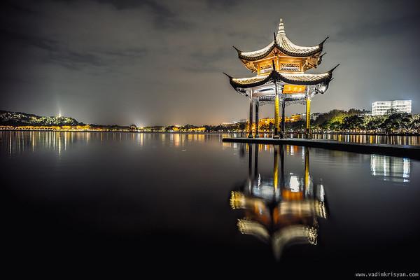 Ji Xian Pavillon, Hangzhou, China