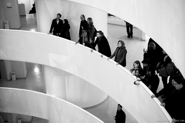 Guggenheim, New York,2012