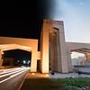 Isa Town Gate