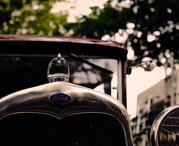 Ford Klassieker - detail