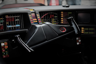 Knight Rider - Kit - interieur