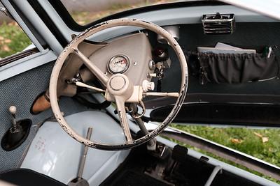 BMW 250 Etta - interieur