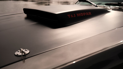 Plymouth Hemi Cuda?
