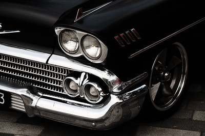1958 Classic Chevrolet