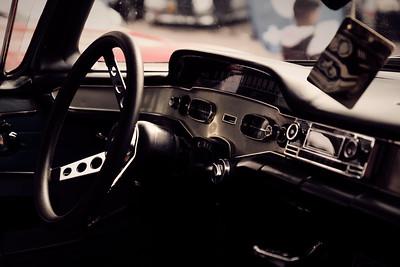 1958 Classic Chevrolet - interieur