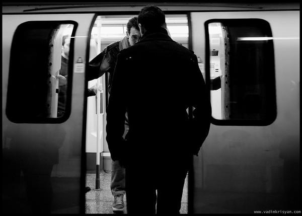 London Tube, 2012