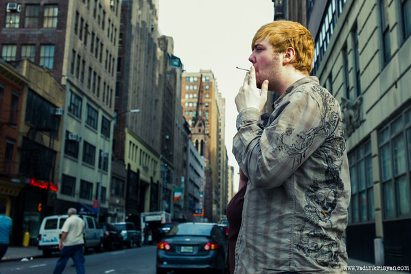 Seventh Avenue, New York, 2012