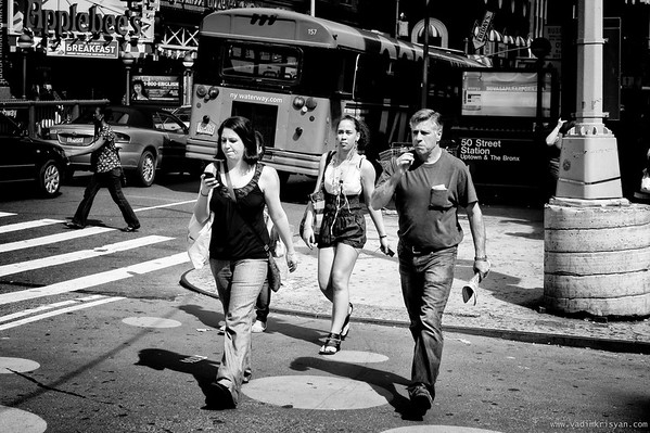 Where am I going ?, New York 2011
