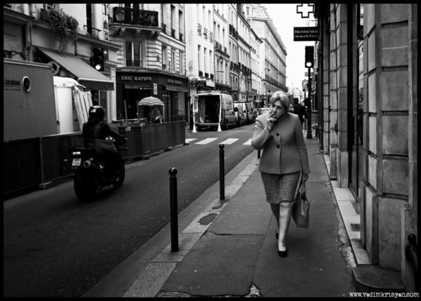 Rue du Bac, Paris,2013