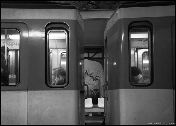 Passy Metro Station, Paris,2014