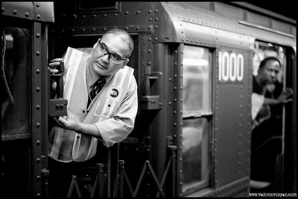MTA Vintage Train, New York, 2015