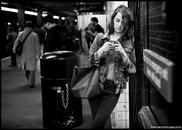 Spring Station, New York, 2015