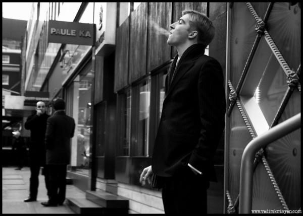 Smoking Time, London,2013