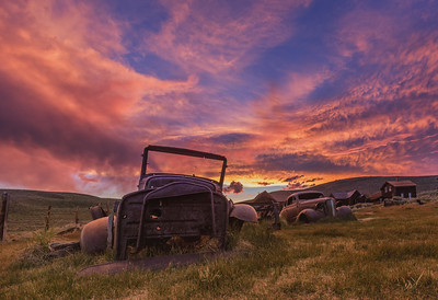Bodie Sunset 1
